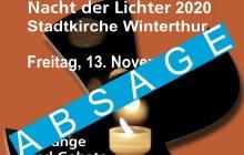 Absage: Nacht der Lichter 2020